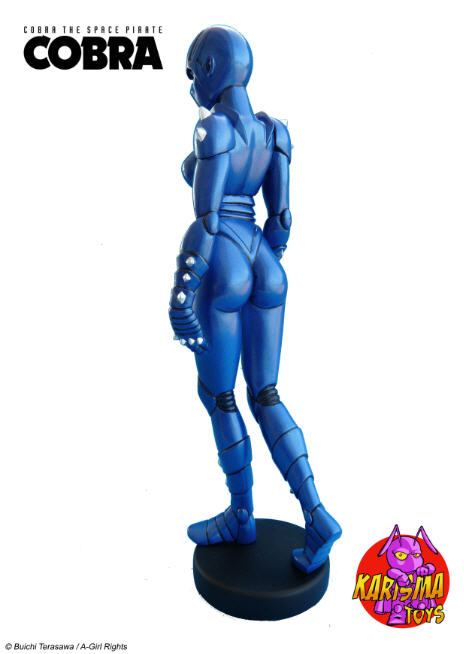 lady cobra space pirate Amanoide Karisma Toys