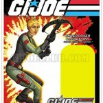 Club Gi joe visuels des cartes de QUARREL et du NANO BAT