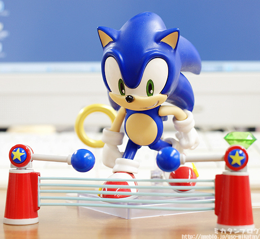 sonic nendoroid good smile compagny