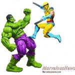 6 nouveaux comics pack Marvel Universe