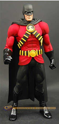"DC Universe All-Stars 6"" Figures Series 2"