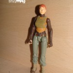G.I. Joe 30th Anniversary : Review de Scarlett (Renegades)