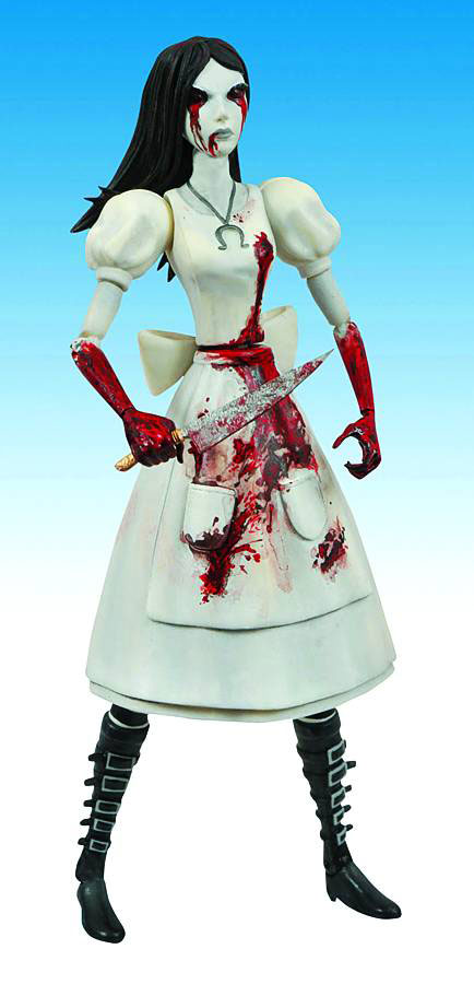 Alice Madness Returns Select Hysteria Alice PX Figure