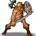 Illustrations exclusives pour Masters Of The Universe 30th Anniversary