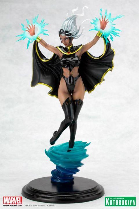 Marvel Comics Storm Bishoujo Statue
