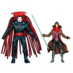 Marvel Universe un comic pack pour Gambit et Mr Sinister