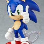 Nendoroid Sonic the Hedgehog pour son 20me anniversaire
