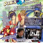 Paris Manga & Sci-fi Show 2012 : 13e édition