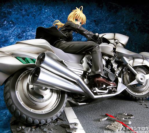 Saber Motored Cuirassier fate zero 18eme gsc