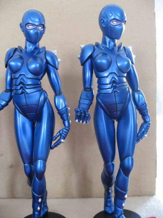 armanoide lady karisma toys statue