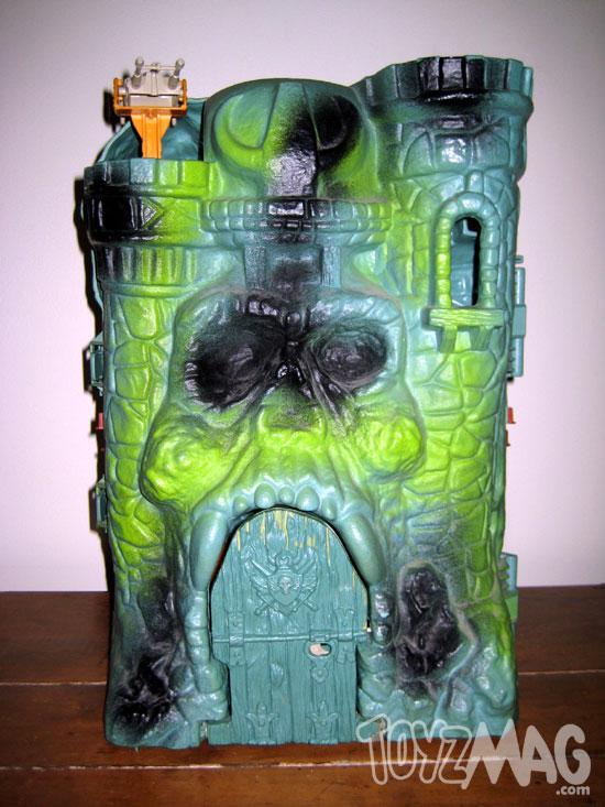 Le château des Ombre 1981 Mattel les maîtes de l'univers MOTU