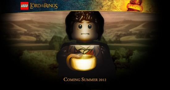 LEGO LOTR THE HOBBIT