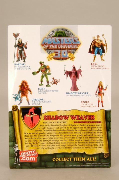 shadow weaver masters of the universe classic mattel bio motuc