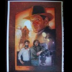 Ebay : une illustration rare d'Indiana Jones