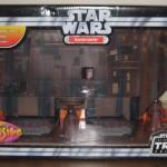 Star Wars Review : Le Sandcrawler OTC