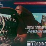 Star Wars : le packaging du MTT