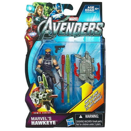 the avengers the movie hasbro hawk eye