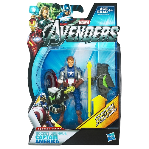 the avengers movie hasbro captain america