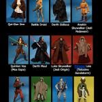 Star Wars TVC : sortie des prochaines figurines Wave 11