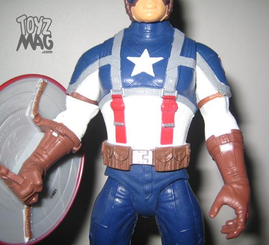 Captain America Hasbro 22cm