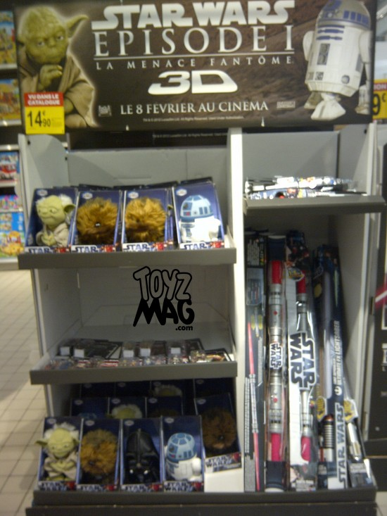 Star wars the vintage collection carrefour sort le grand jeu - Carrefour porte d auteuil horaires ...