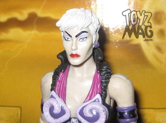 Motuc Mattel Evil Lynn Battleground