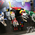 New York Toy Fair : Voltron par Mattel