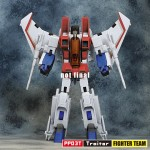 Review - Transformers - PP03T - iGear