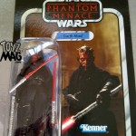 Star Wars The Vintage Collection : Review de Darth Maul (VC86)