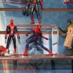 New York Toy Fair : The Amazing Spider-Man les jouets du film