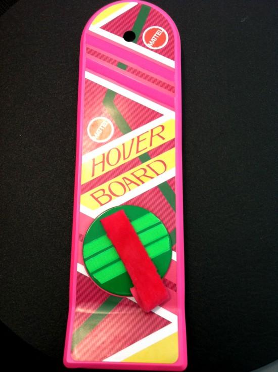 back to the future 2 hover Borad mattel