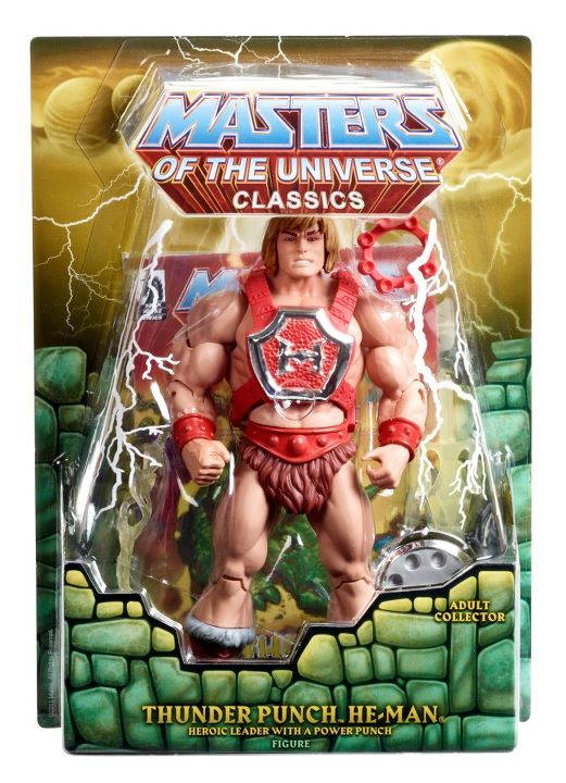 He-man thunder punch motuc