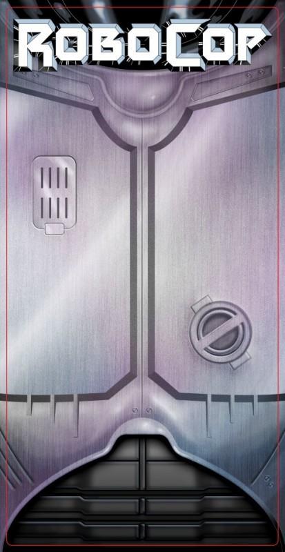 Robocop 25eme anniversaire Packaging front