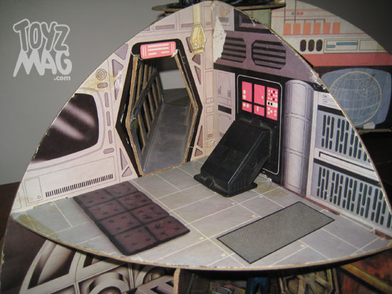 Star Wars La guerre des étoiles Playset Death star Palitoy