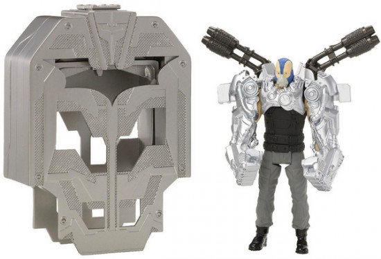 THE DARK KNIGHT RISES QUICKTEK FIGURES