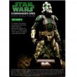 Star Wars : 25 $ offerts pour un Commander Gree Sideshow acheté
