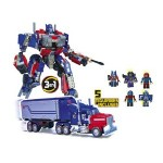 Review - Transformers Kre-O - Optimus Prime