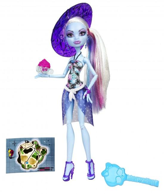 Monster High Mattel 2012