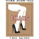 Chaos : vernissage de l'exposition de Numa Roda-Gil