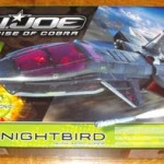 GI Joe Rise of Cobra : Review du Night Bird (2009)