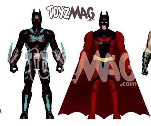 Batman the dark night rises Mattel