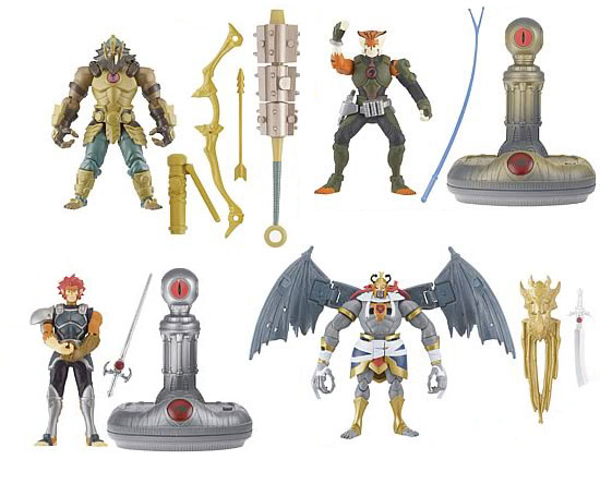 Thundercats Bandai Figurines DX