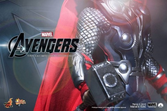 Hot Toys Thor The avengers