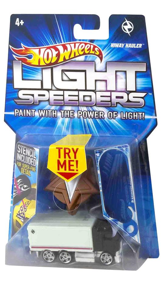 Light Speeders Hot Wheels Mattel