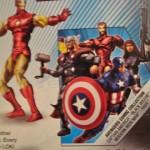 Marvel Universe 2 nouveaux packs AVENGERS