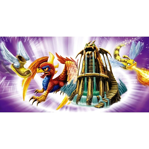 Pack Dragons' Peak Skylanders