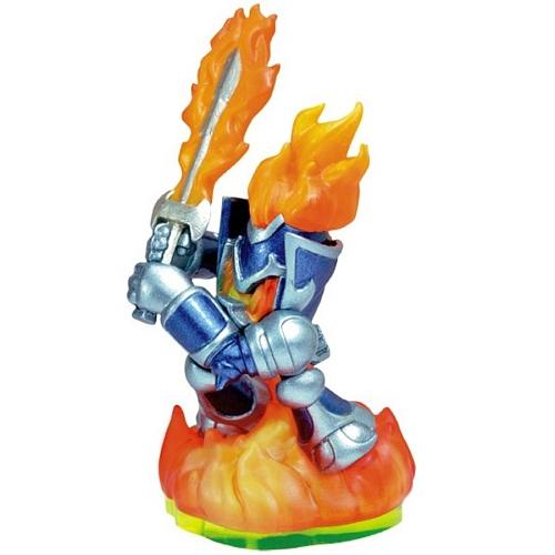 Skylanders Pack 1 personnage - Spyro's adventure - Ignitor Fauche et brûle !