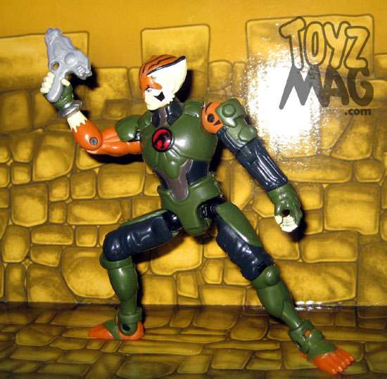 TYGRA Tygro Thundercats Cosmocats Bandai