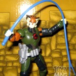 Review – Thundercats 2012 : Tygra - Tygro
