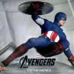 The Avengers Captain America par Hot Toys